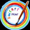Qwerty Print