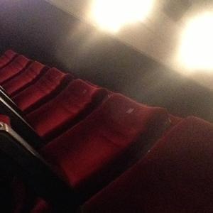 В зрительном зале