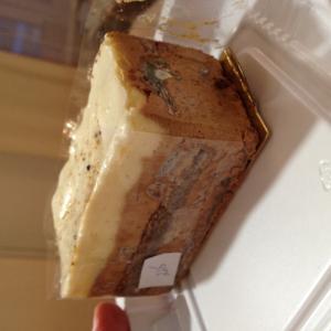 Торт с плесенью, купленный в Злата Печка