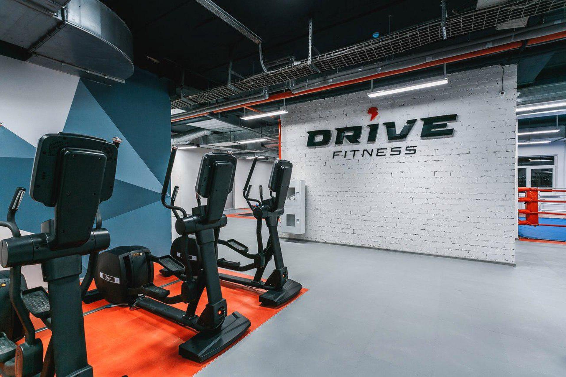 Экскурсия в фитнес-клуб Drive Fitness