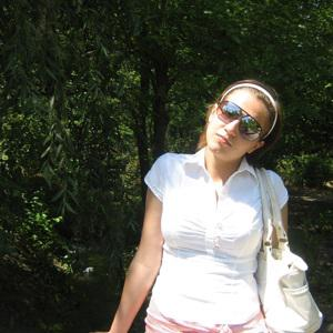 Анастасия Гришакова