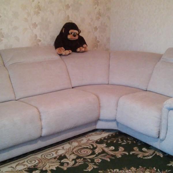 Мой диванчик!