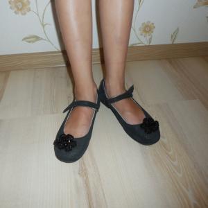 Наши любимые туфли.