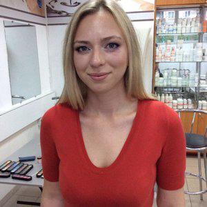 Анжелика Пахомова