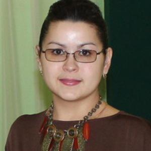 Марина Шамиданова