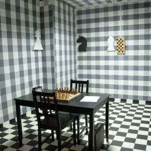 "Q-Rooms локация ""Турецкий гамбит"""