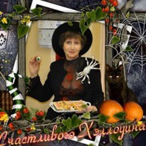 Людмила Галиулина