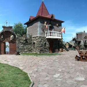 Замок в Сатке