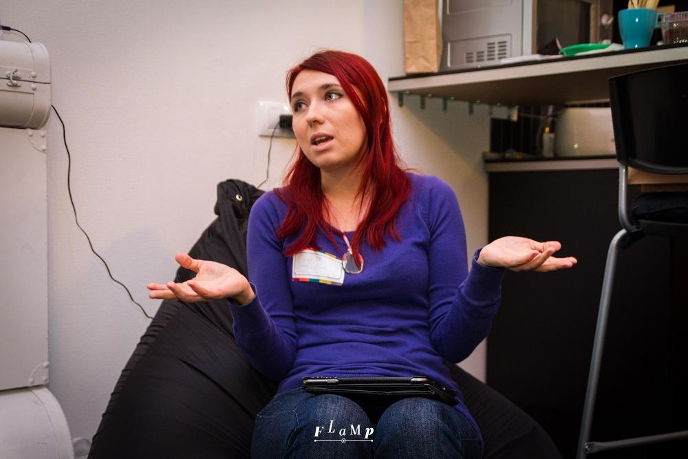 Юлия Капитонова (такси «Атлас») о PR-кампании по сбору клиентской обратной связи на Флампе.