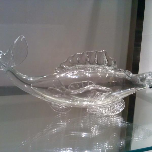 Рекурсивные стеклянные рыбки