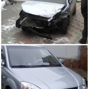 фото до и после ремонта!