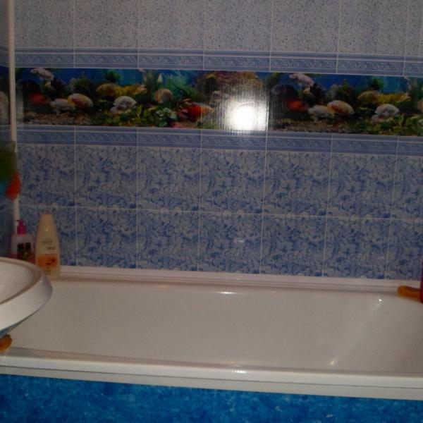 Наша ванная