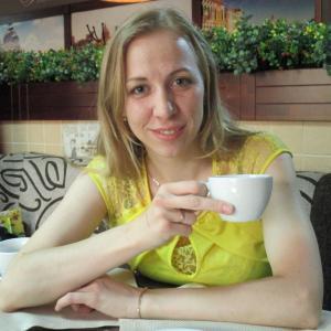 С чашечкой вкусного зелёного чая