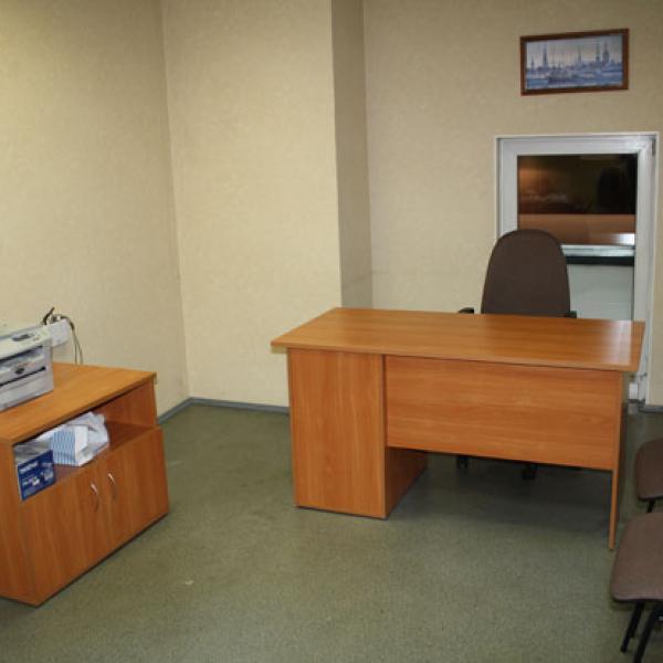 Мой скромный офис