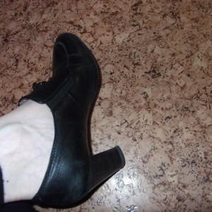 """вот такие """"туфельки"""" пришлось мне носить, надеюсь, временно"""