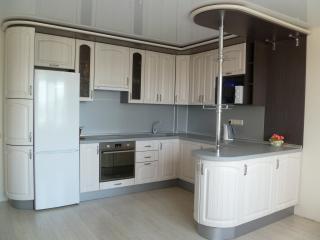 А вот и наша кухня-мечта!