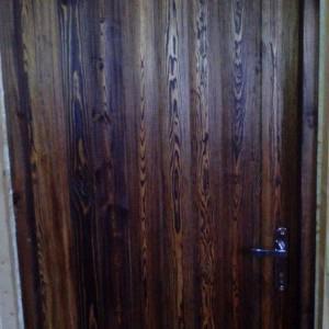 Вот какая наша дверь.