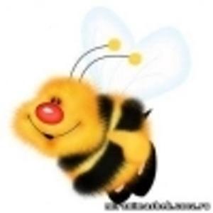 Пушистая Пчелка