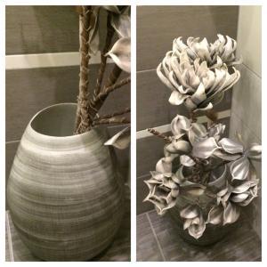 """""""Сдавленная"""" ваза"""