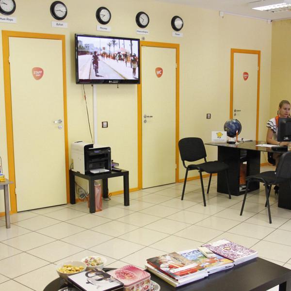 Офис на Красном проспекте, 74