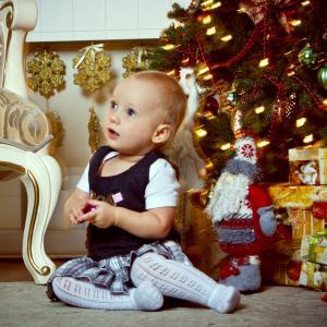 дочке годик - в фотостудии Арбат