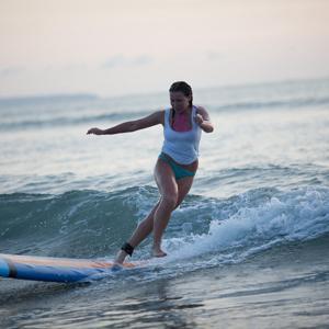 Бали -  рай для серферов!