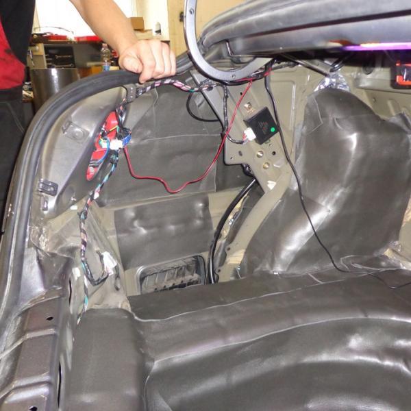 Мой багажник))