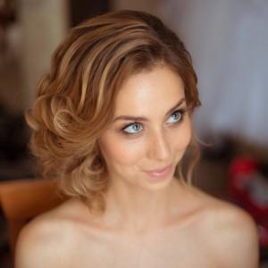 """Волосы окрашены в технике """"Омбре"""". Мастер Марина"""