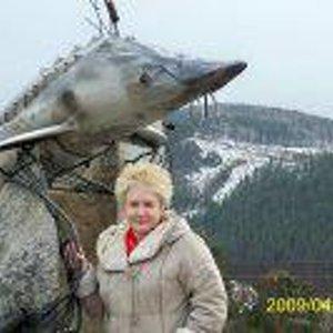 Ольга Ежова