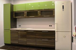 Кухня из двух частей, параллельных друг другу (часть 1)